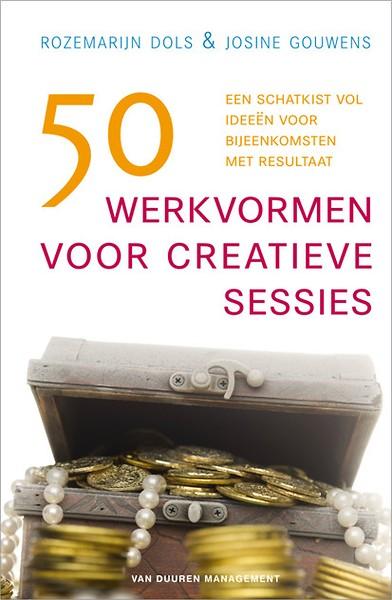 50 werkvormen voor creatieve sessies Image