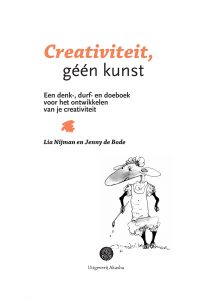Creativiteit geen kunst Image