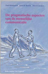 De pragmatische aspecten van de menselijke communicatie Image