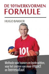 De 101werkvormen formule. Methode voor trainers en leerkrachten voor het creeren van meer impact en leerresultaat. Image